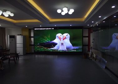 5mm Pixel Pitch Full Color Led Screen Smd3528 1/16 Intallation ثابت اسکن تامین کننده